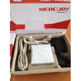 Modem Internet Full Conexion Adsl2 Mercury Md880d