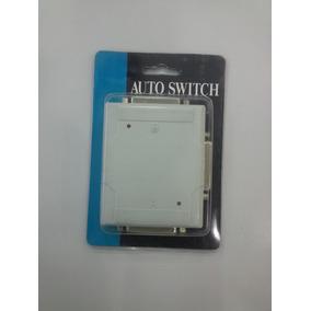 Chave Comutadora Auto Switch As201p 2 Saídas - Jetline