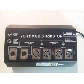 Consola Dmx Para Tachos De Luces Ydc-010psl