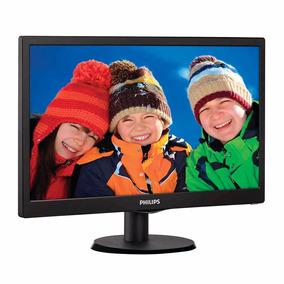 Monitor Philips Lcd 22 Con Smartcontrol Lite 223v5lsb2/77