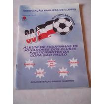 Álbum Xiv Copa São Paulo - 1998