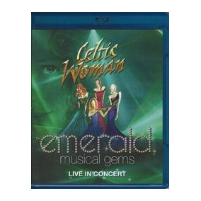 Celtic Woman - Emerald - Blu Ray Importado, Lacrado