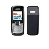 Celular Antigo Nokia 2610 Preto (novo)