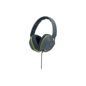 Skullcandy - Crusher Over-the-ear Headphones - Gris / Lima