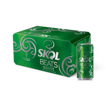 ((pack C/8 Latas)) Skol Beats Spirit 269ml