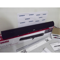 Caixa Som Sound Bar P/ Tv C/ Bluetooth 120w Tomate Controle!