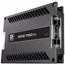 Banda Viking 7000 Amplificador Modulo Potencia Digit 2 Ohms