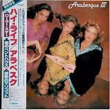 Vinilo Arabesque - Arabesque 3 Original Japón + Obi