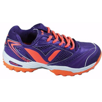 Zapatillas De Hockey Reves Fox Iq Purple