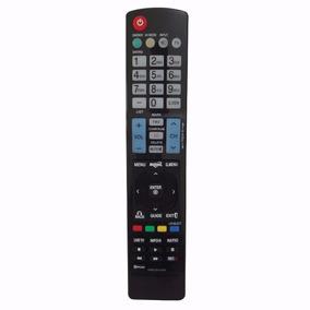 Controle Remoto Tv Lcd / Led 3d Lg Akb73615319