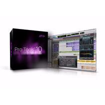 Avid Pro Tools 10 Hd - Win/pc + Instruções
