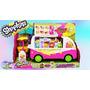 Shopkins Scoops Ice Cream Truck - Camión De Helados