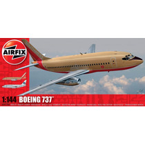 Avião Boeing 737 1/144 Airfix Kit Tipo Revell E Tamiya