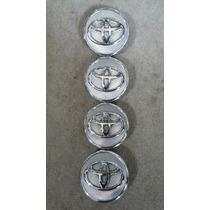 Centros Tapas De Rines Toyota Tapones Emblemas Toyota