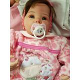 Bebê Reborn Sarah Linda! Promoção Imperdível