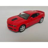 Miniatura Chevrolet Camaro 2014 Vermelho 1/38- Barato D+