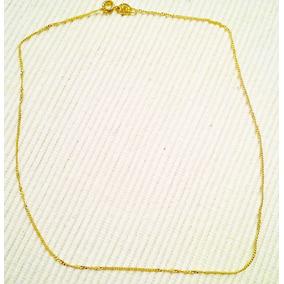 Cadena Finita Vanesa Duran Oro Rose Gold Filled 14k 50cm