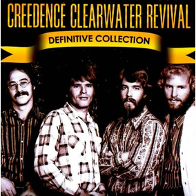 Cd Creedence Clearwater Revival - Definitive Collection