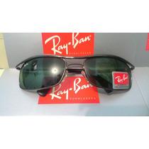 Óculos Ray Ban Demolidor Rb3339 Lente De Cristal