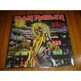 Vinilo Iron Maiden / Killers (nuevo Y Sellado) Made In Eu