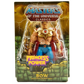 Motu Classics Bow Masters Of The Universe She-ra Nvo Legacys
