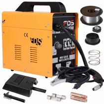 Goplus Mig 130 Maquina Soldar De Microalambre 130 Amp 110v T