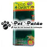 Zoomed Carpete P/ Terrario Cage Eco Carpet 46x121cm (marrom)