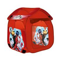 Brinquedos Menina Barraca Toca Infantil Ladybug Miraculous