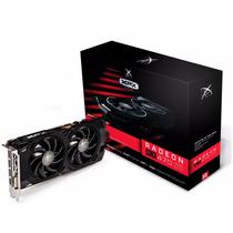Placa De Video Ati Xfx Radeon Rx 470 Oc 4gb Ddr5 4k Todo Hd