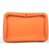Capa De Silicone Tablets Dl Hd7 E-duk Kids K71 Everest Orang
