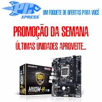 Kit Placa Mãe H110m-h Ddr4 +i5 6400 + 8gb Ddr 4 Com Garantia