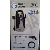 Hidrolavadora 111s Blue Clean 110 Bar 1500 Walt Con Garantia
