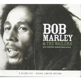 Box- Bob Marley & The Wailers- 21st Century Remastered-6 Cds