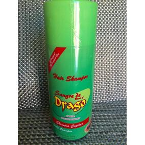 Shampoo Sangre De Drago Con Hueso De Mamey Para La Calvicie