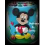 Tortas Mickey Mouse Minnie Cumpleaños Bautismos Lanús
