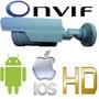 Câmera Ip 2mp Externa Hd 720p Onvif 2.4 (intelbras) + Boa