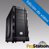 Equipo Edición De Video, Intel I7, Ram 32gb, 1080 8gb Ddr5