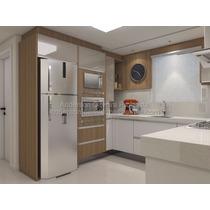 Projetos De Móveis Planejados 3d Residencial E Comercial