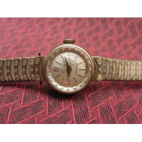 Intihuatana: Reloj Pulsera Swiss Mujer, Venus Plaque Oro