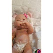 Bebe Reborn Boneca Linda E Real Frete Gratis Natalia