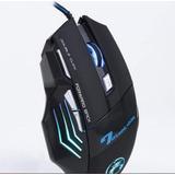 Mouse Gamer Dpi 3600 7 Botones