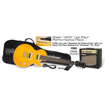 Guitarra Epiphone Les Paul Slash Afd Players Pack