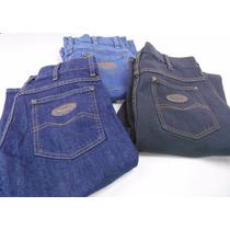 Kit De Três Calças Tassa Jeans Masculino Lycra Tamanho 38