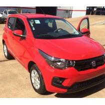 Nuevo Fiat Mobi-anticipo $37.000 Y Cuotas-financia Fabrica