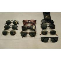 Óculos Ray Ban Vintage (lentes Bausch & Lomb)