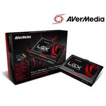 Capturadora Avermedia Gc550 Live Gamer Extreme