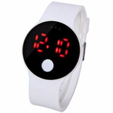 Reloj Led Waterproof Antiagua Ultima Moda