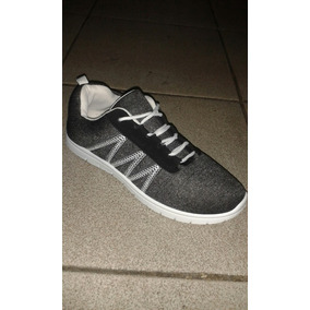 Zapatos Deportivo Suela Blanca Oferta
