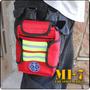 Botiquin Muslero Para Paramedicos, Bomberos, Rescatistas.