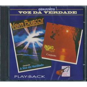 Playback Voz Da Verdade - Vem Buscar - Facho De Luz | A70